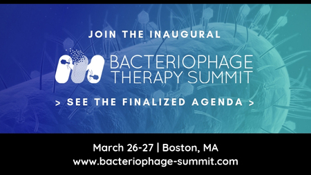 Bacteriophage Therapy Summit