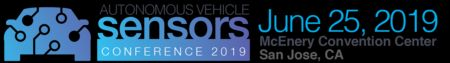 Autonomous Vehicle Sensors Conference 2019