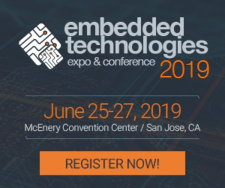 Embedded Technologies Expo and Conference