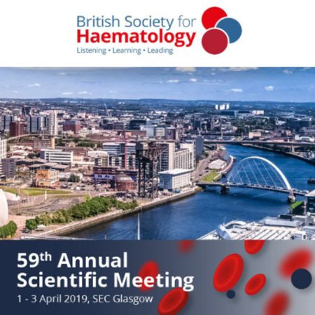 BSH 2019 | 59th Annual Scientific Meeting | British Society for Haematology