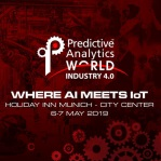 Predictive Analytics World for Industry 4.0 - Munich 2019