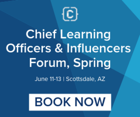 Chief Learning Officers and Influencers Forum, Spring