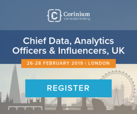 Chief Data, Analytics Officers & Influencers, UK 2019 (CDAOI UK) - London