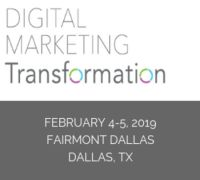 Digital Marketing Transformation Assembly in Dallas, Texas - February 2019