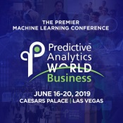 Predictive Analytics World for Business - Las Vegas - June, 2019