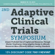 2nd Adaptive Clinical Trials Symposium