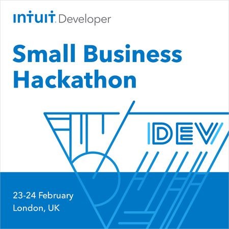 Intuit Small Business Hackathon London
