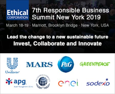 Responsible Business Summit New York 2019