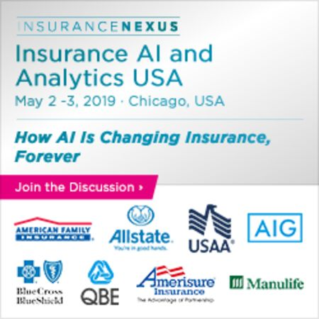 Insurance AI and Analytics USA, 2019, Chicago, USA
