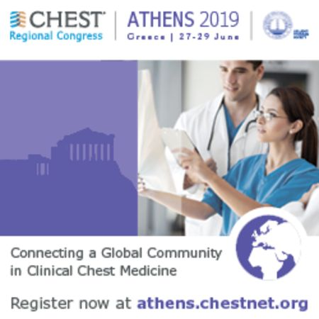 CHEST Regional Congress 2019 Athens