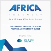 Oil and Gas Council, Africa Assembly, Paris 2019
