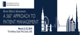 Recent Medical Advancements:A 360°Approach to Patient Management Conference