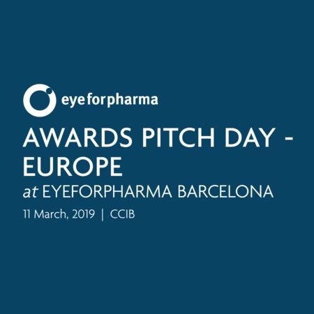 eyeforpharma Awards Pitch Day Europe, 11 March 2019, Barcelona