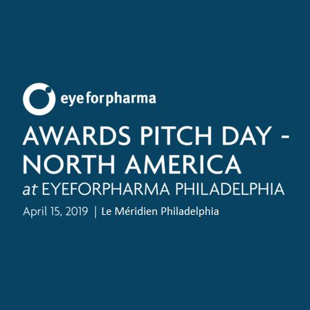 eyeforpharma Awards Pitch Day North America, April 15 2019, Philadelphia