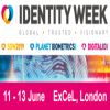 Identity Week | SDW, Planet Biometrics and Digital:ID | 11 - 13 June 2019