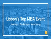 Exclusive MBA Event - QS Connect MBA Lisboa