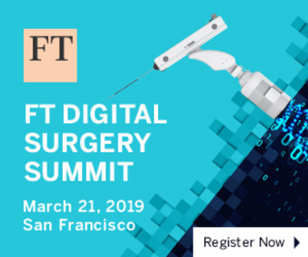 Digital Surgery Summit 2019 | March 21, San Francisco