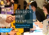 Fair Job MBA - QS Bangkok Connect MBA Fair and Networking Event