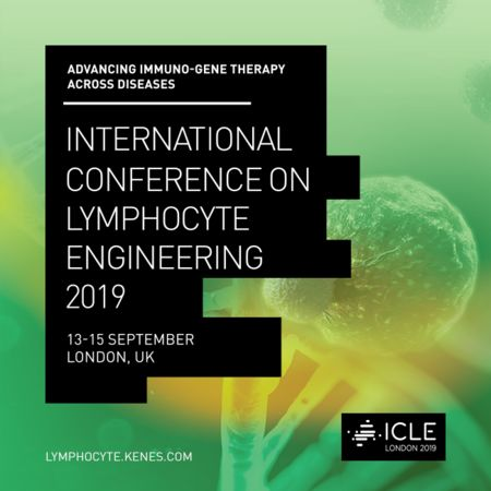 ICLE 2019: International Conference on Lymphocyte Engineering 2019