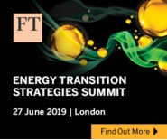 FT Energy Transition Strategies Summit 2019 | London | 27 June
