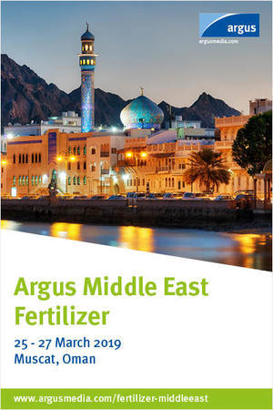 Argus Middle East Fertilizer