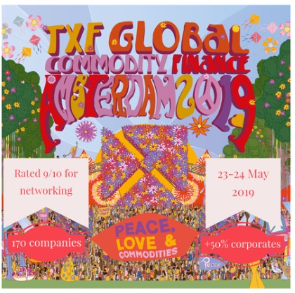 Global Commodity Finance: Amsterdam 2019, 23-24 May