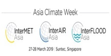 Asia's Weather Show – Suntec, Singapore, 27-28 March 2019