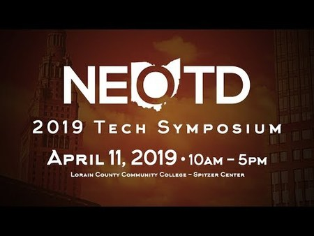 Cleveland / Northeast Ohio Tech Event: April 11, 2019 - LCCC Spitzer Center