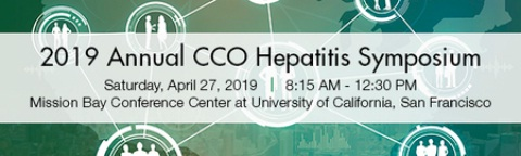 2019 Annual CCO Hepatitis Symposium