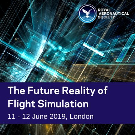 The Future Reality of Flight Simulation in London - 11/12 June 2019