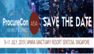 ProcureCon Asia, 9 - 11 July 2019