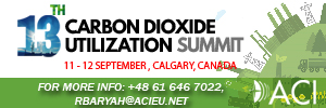 13th Carbon Dioxide Utilization Summit