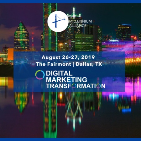 Digital Marketing Transformation Assembly in Dallas, Texas - August 2019