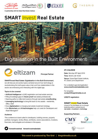 SMARTInvest Real Estate: Digitalisation in the Built Environment