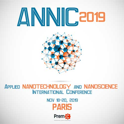 Applied Nanotechnology and Nanoscience International Conference 2019