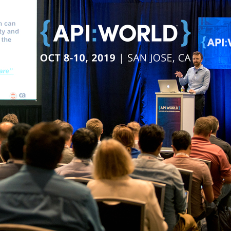 API World 2019 -- Conference and Expo