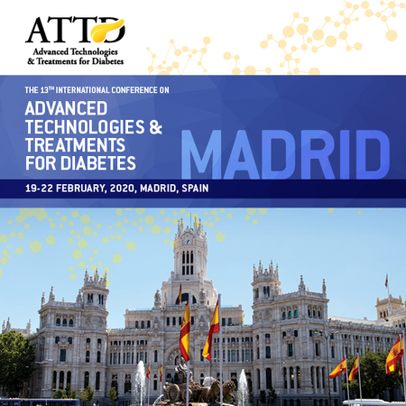 ATTD - Intl Conference on Advanced Technologies & Treatments for Diabetes