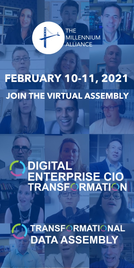 Digital Enterprise and Data Virtual Assembly- February 2021