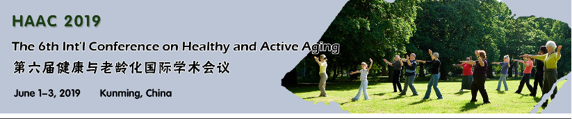 6th Int. Conf. on Healthy and Active Aging