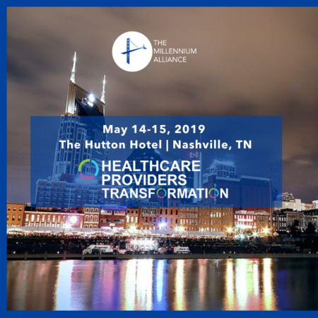 Healthcare Providers Transformation Assembly in Nashville - May 2019