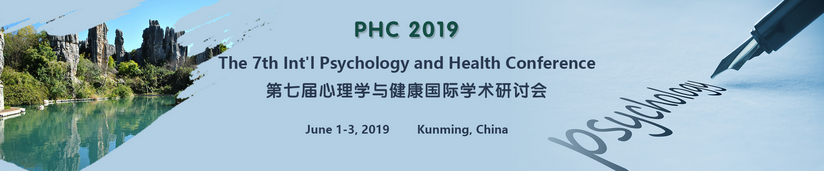 7th Int. Psychology and Health Conference