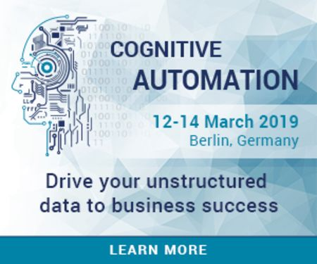 2nd Cognitive Automation International Conference