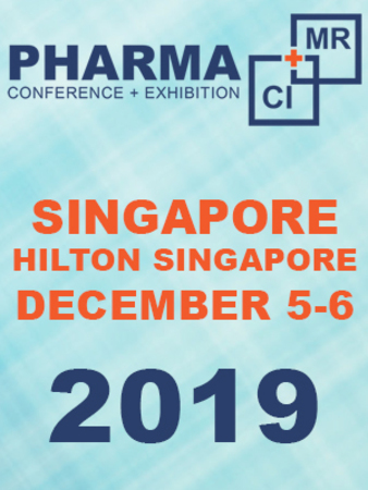 2019 Pharma CI+ MR Asia Conference and Exhibition