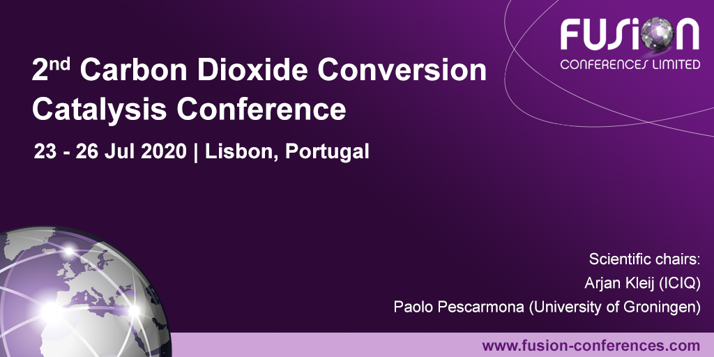 2nd Carbon Dioxide Conversion Catalysis Conference