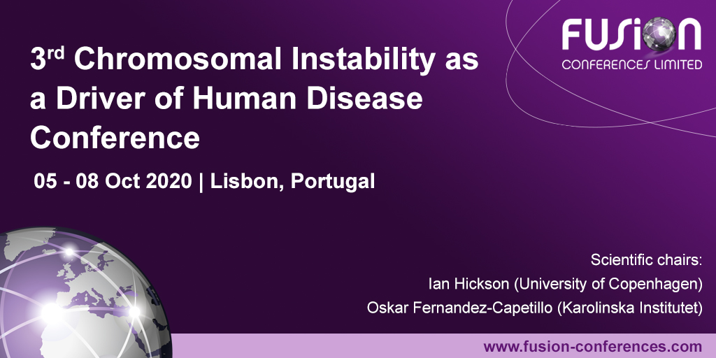 3rd Chromosomal Instability as a Driver of Human Disease Conference