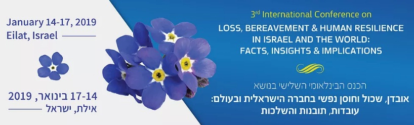 Int. Conf. on Loss, Bereavement and Human Resilience