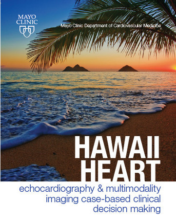 Hawaii Heart: Echocardiography and Imaging with Cases, Feb. 3-8, 2019