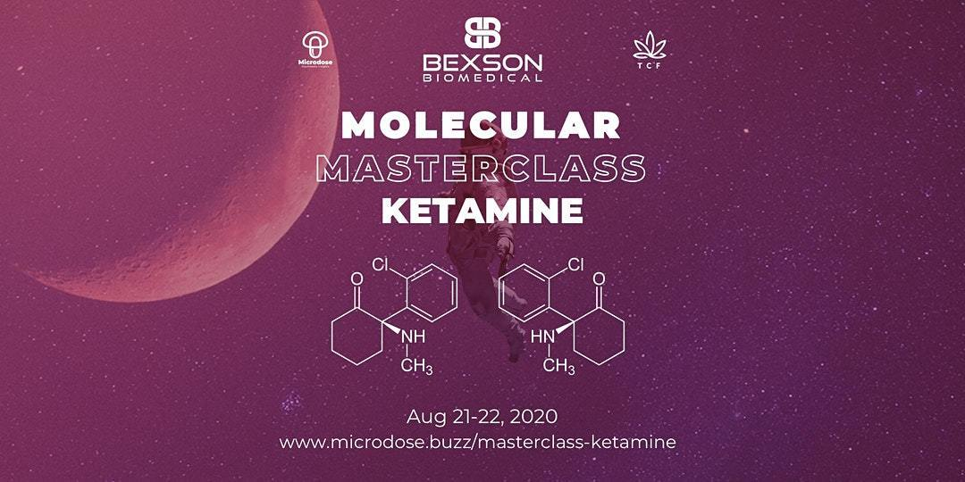 The Ketamine Conference - A Molecular Masterclass