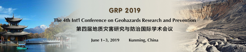 4th Int. Conf. on Geohazards Research and Prevention