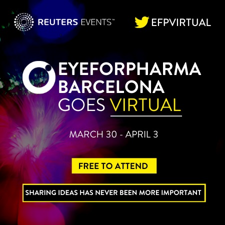 FREE TO ATTEND: eyeforpharma Barcelona Virtual